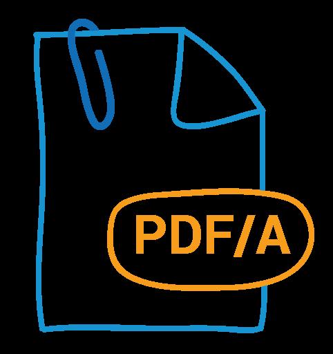 Convert to PDF/A